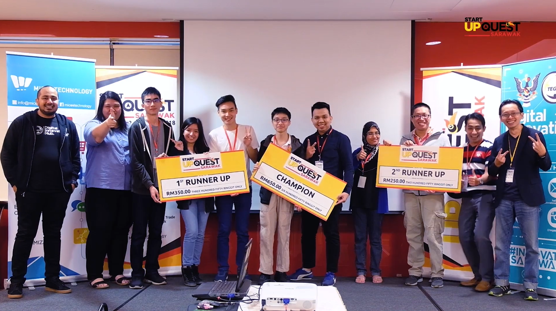 StartUp Quest Winner - Ecommerce Malaysia