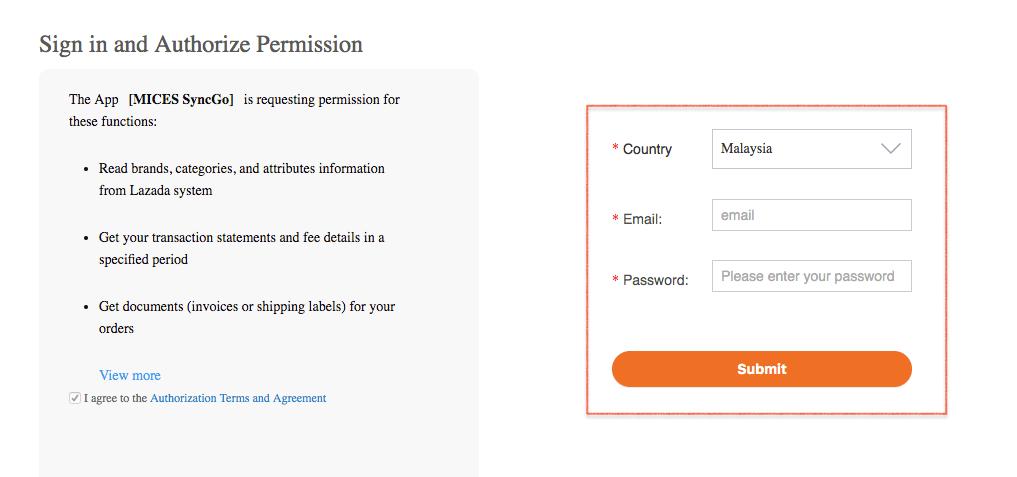 MICES SyncGo Permission